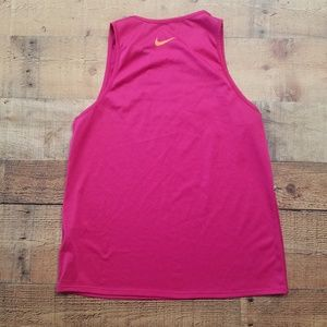 Nike Tops - Nike Woman's Tank Top Do It Anyway Size Small